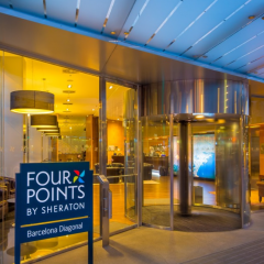 Four Points by Sheraton Barcelona Diagonal ****