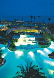LIMAK ARCADIA GOLF RESORT / BELEK *****