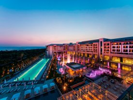 REGNUM CARYA GOLF & SPA RESORT / BELEK *****
