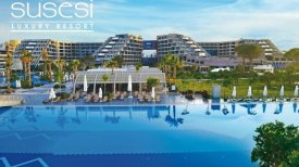 SUSESI LUXURY RESORT / BELEK *****